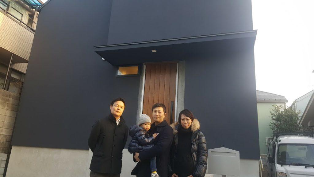世田谷区 新築 写真