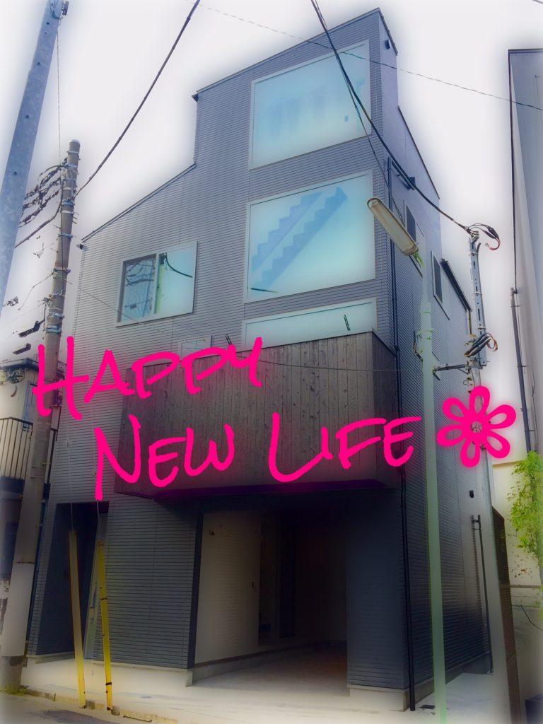 東京都杉並区 Y様邸 新築 建物外観